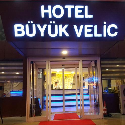 Büyük Veliç Otel Gaziantep