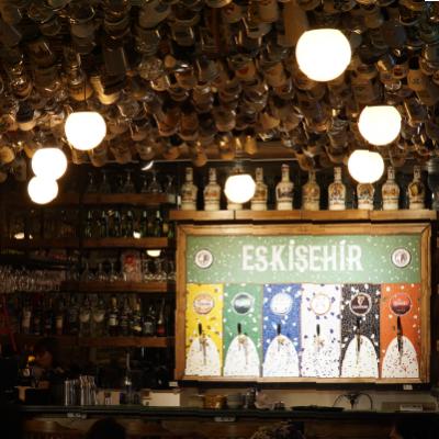 Cafe Del Mundo Bar Eskişehir