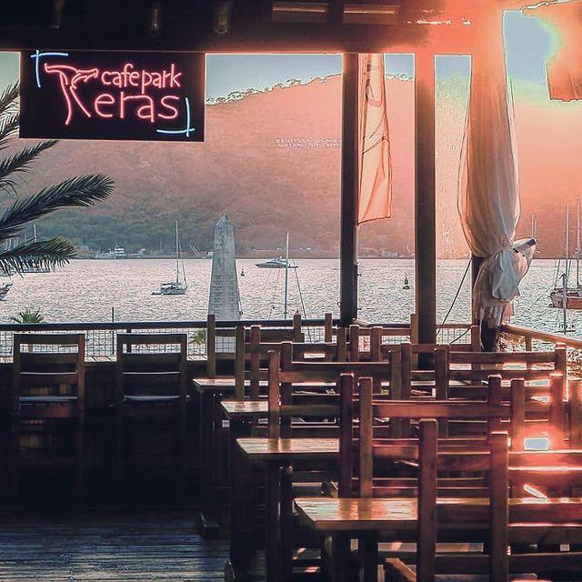 Cafe Park Teras Fethiye