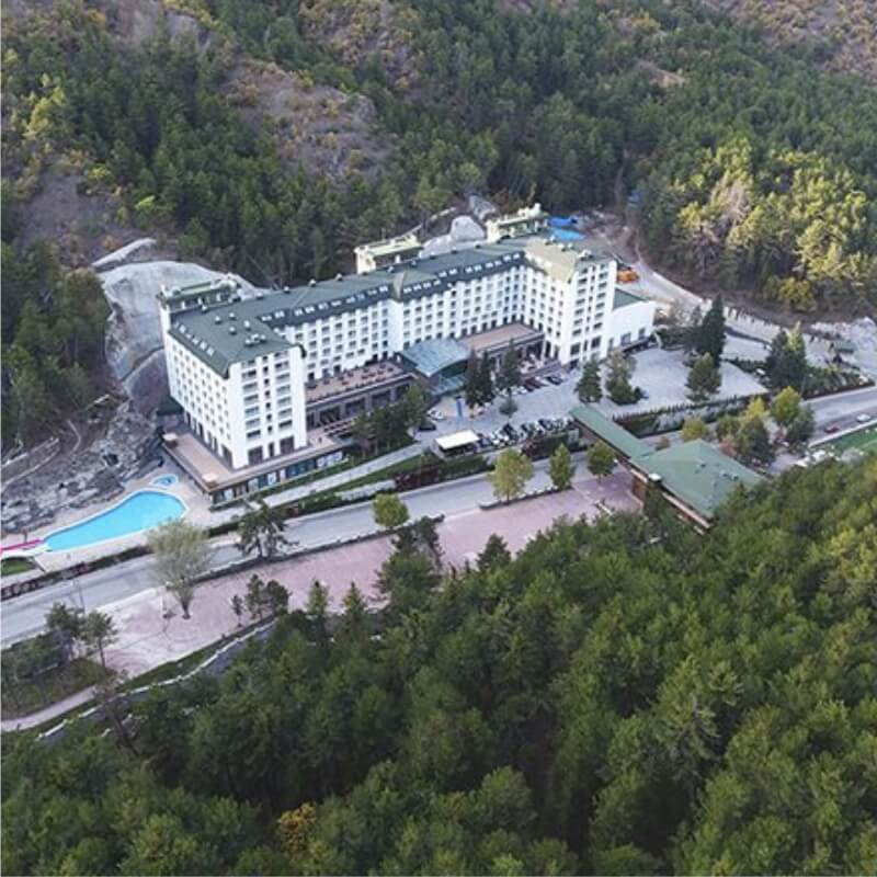 Çam Thermal Resort & Spa Convention Center Ankara