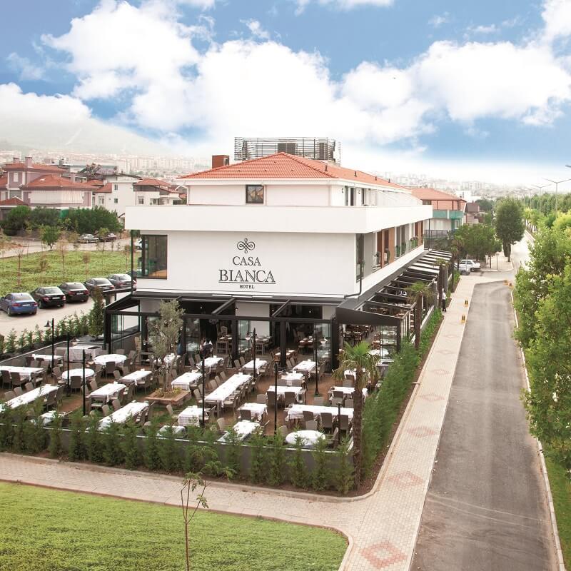 Casa Bianca Hotel