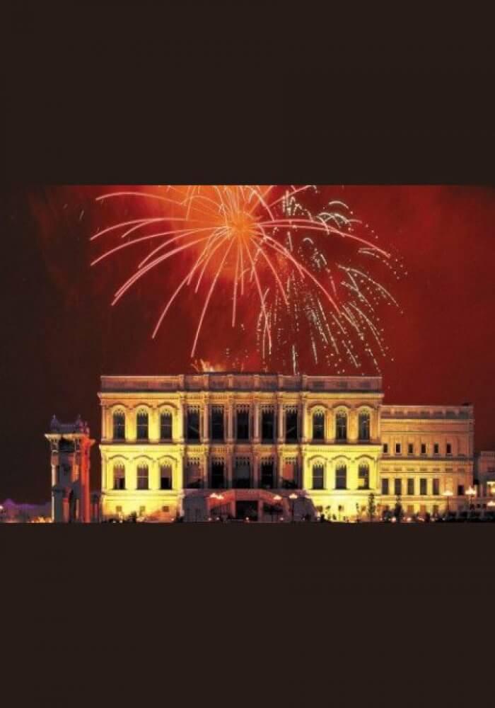 Çırağan Palace Kempinski Istanbul Yılbaşı 2018