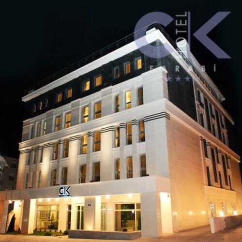 CK Farabi Otel Ankara