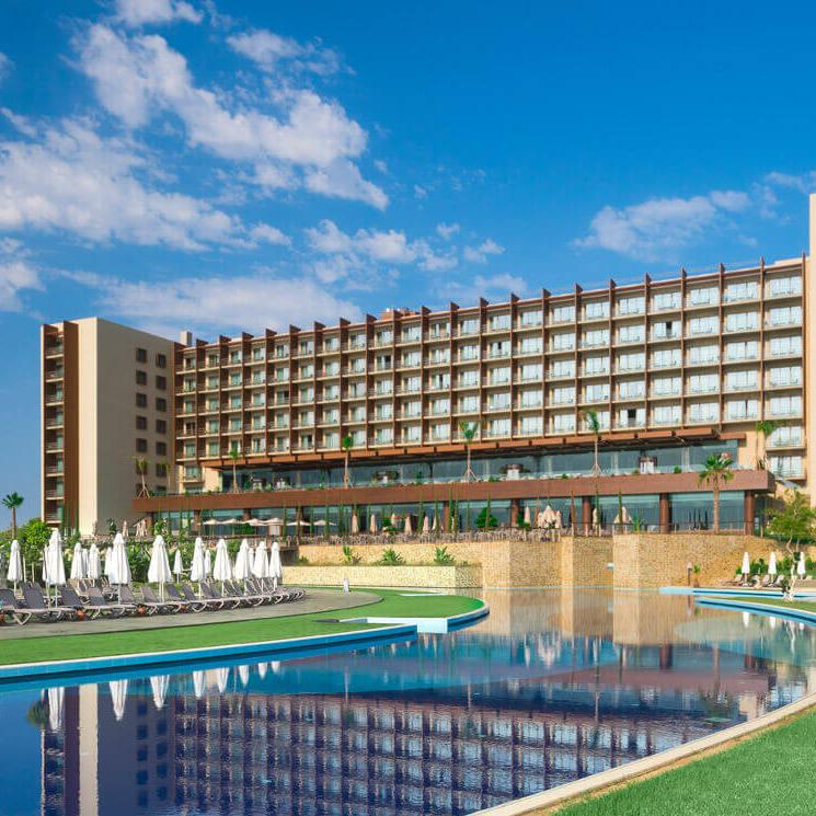 Kıbrıs Concorde Luxury Resort