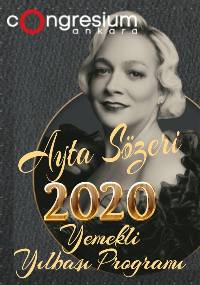 Congresium Ankara Yılbaşı Programı 2020