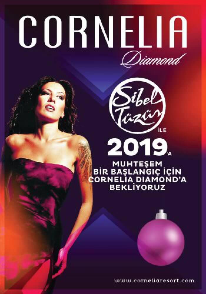 Cornelia Diamond Golf Resort & Spa Hotel 2019 Yılbaşı Programı