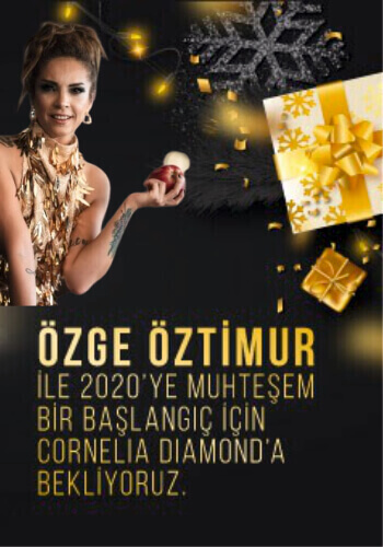 Cornelia Diamond Golf Resort & Spa Hotel Antalya 2020 Yılbaşı Programı