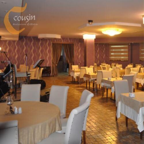 Cousin Restaurant İstanbul