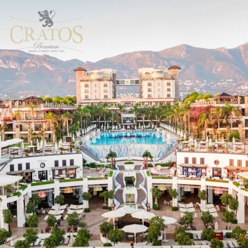 Cratos Premium Hotel Casino Port Spa Kıbrıs