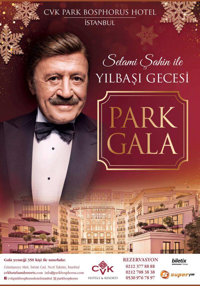 CVK Park Bosphorus Hotel İstanbul Yılbaşı 2018
