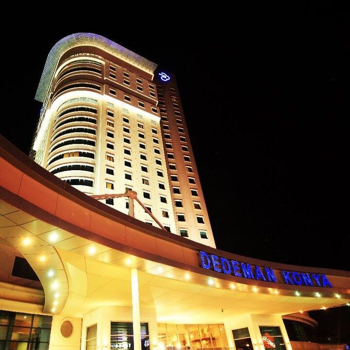 Dedeman Konya Hotel