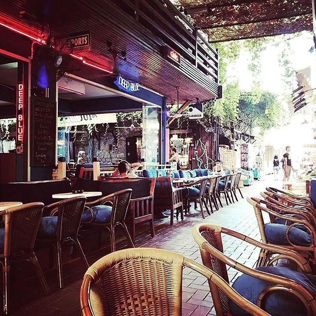 Deep Blue Bar Fethiye