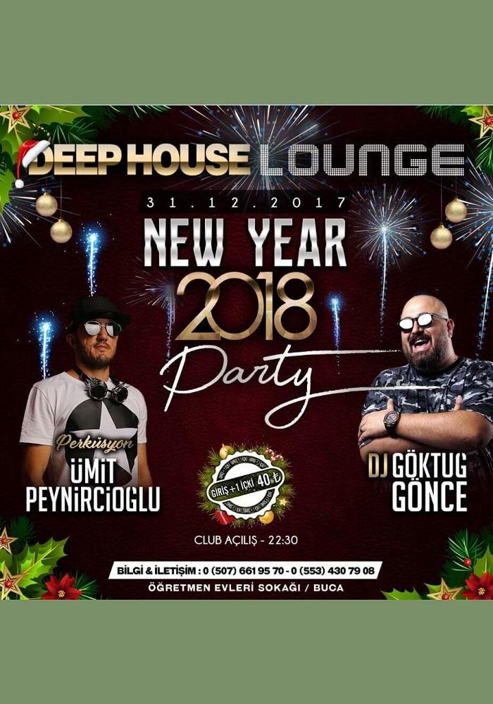 Deep House Lounge Yılbaşı 2018