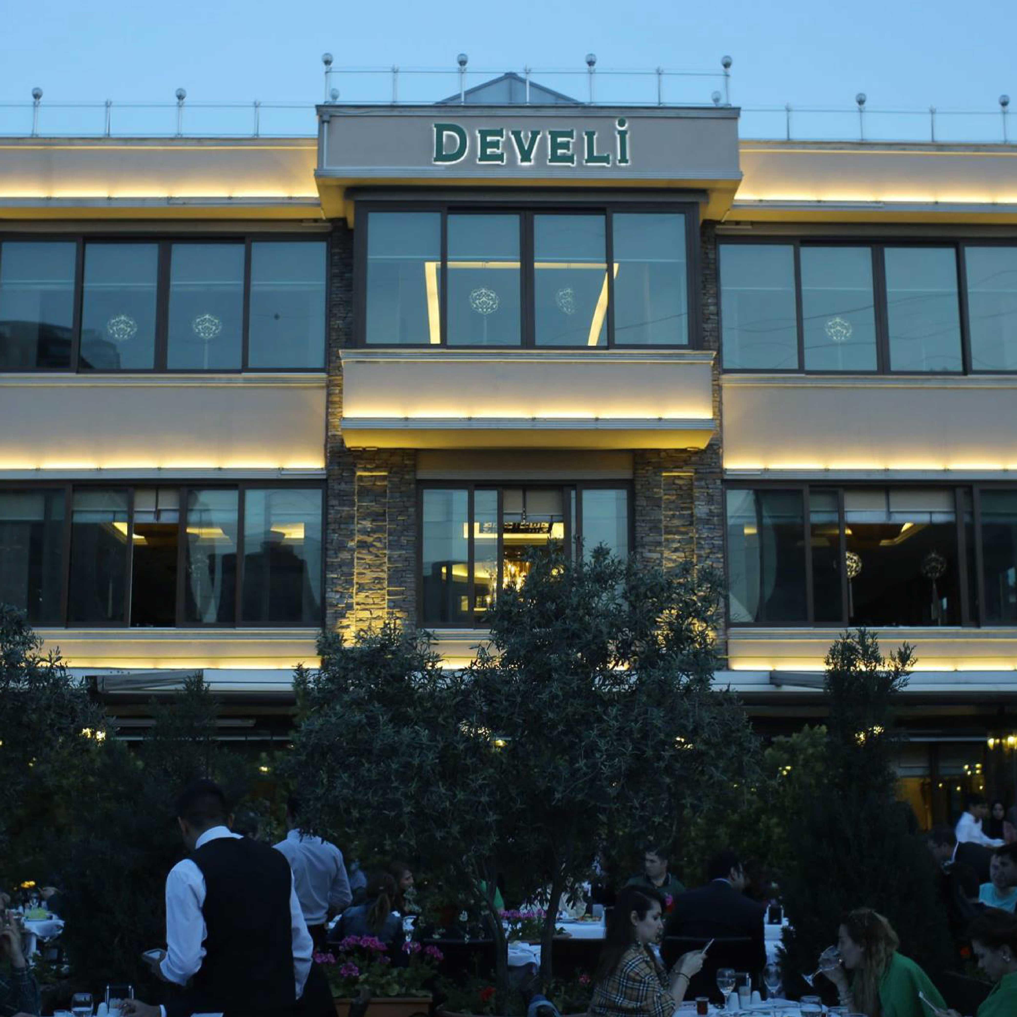 İstanbul Develi Restaurant Kalamış