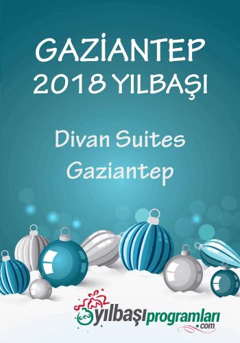 Divan Suites Gaziantep Yılbaşı 2018