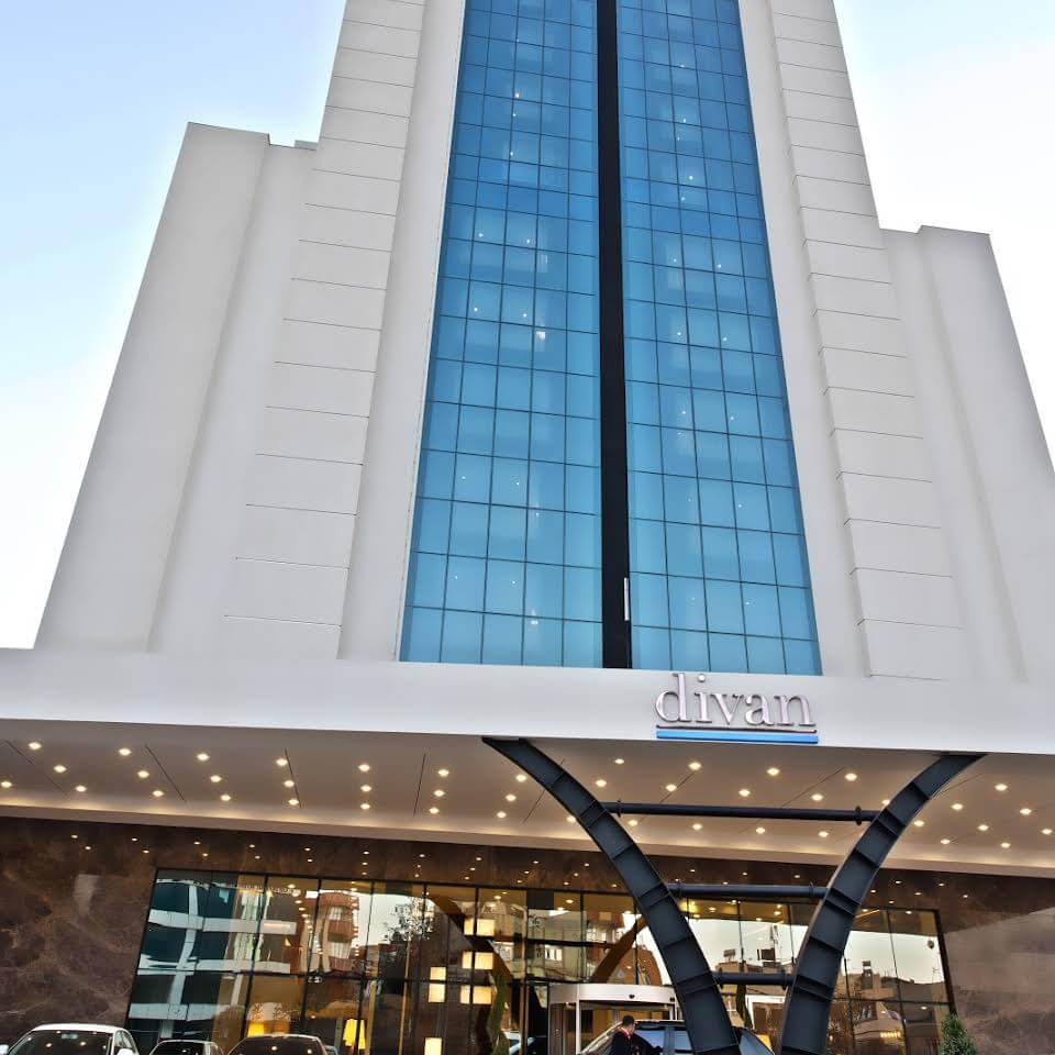 Divan Gaziantep Otel