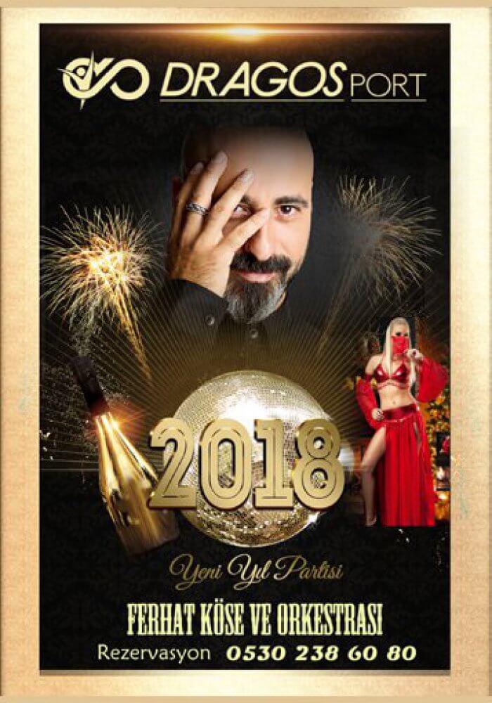 Dragos Port Tesisleri Yılbaşı 2018