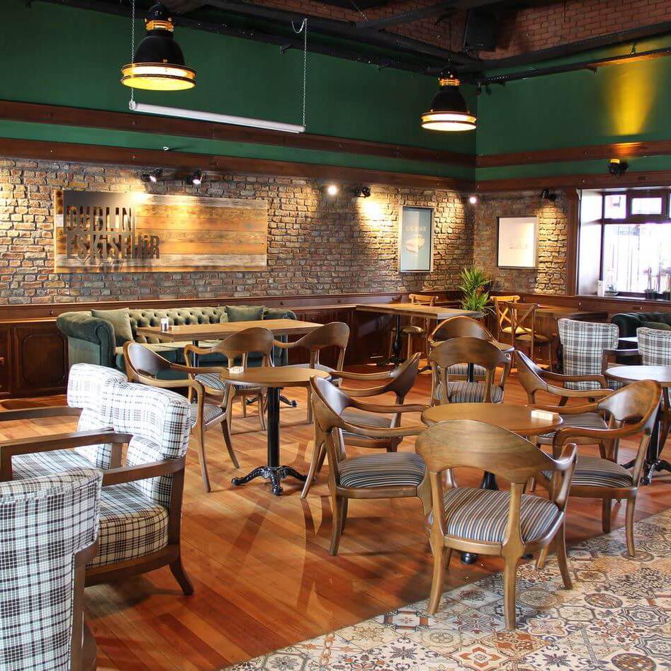 Dublin Cafe Irısh Pub Yılbaşı