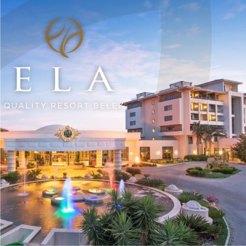 Ela Quality Resort Hotel Antalya