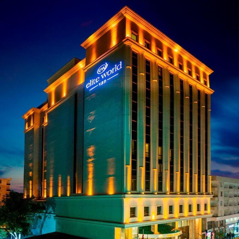 Elite World Hotel Van