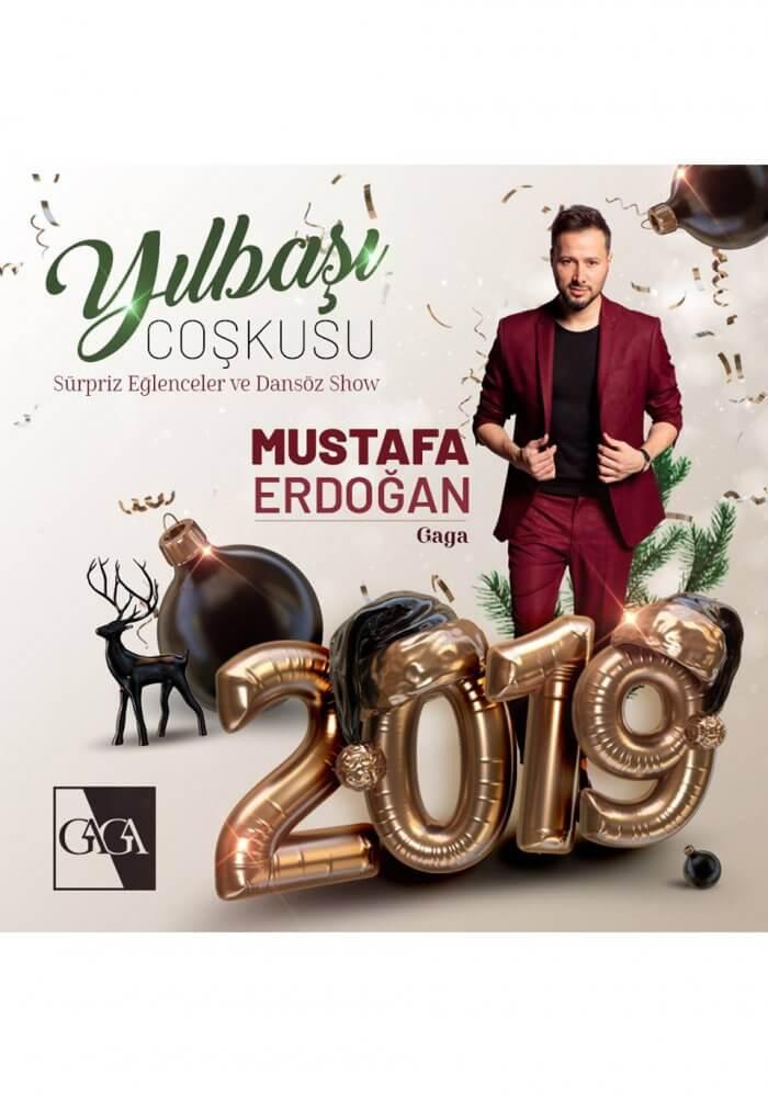 Eskişehir Gaga Restaurant 2019 Yılbaşı Galası
