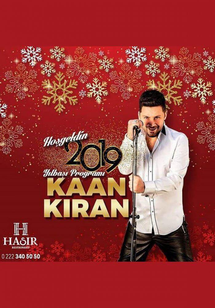 Eskişehir Hasır Restaurant 2019 Yılbaşı Programı