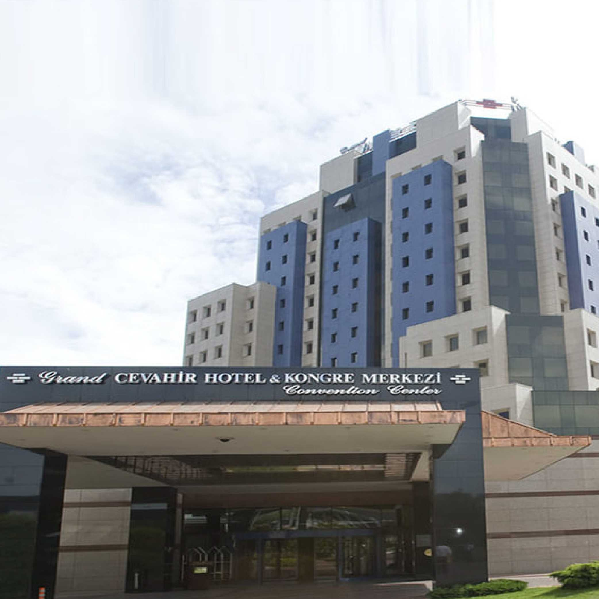 Grand Cevahir Hotel & Convention Center İstanbul
