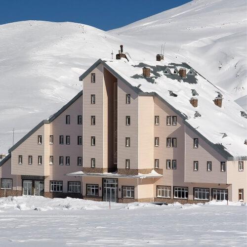 Grand Eras Hotel Erciyes Kayseri