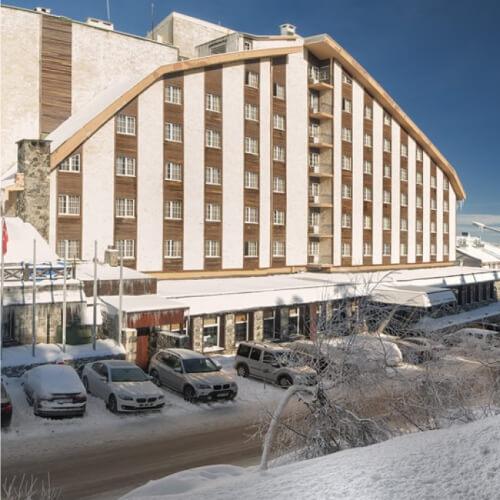 Grand Yazıcı Uludağ Ski Hotel & Spa Bursa