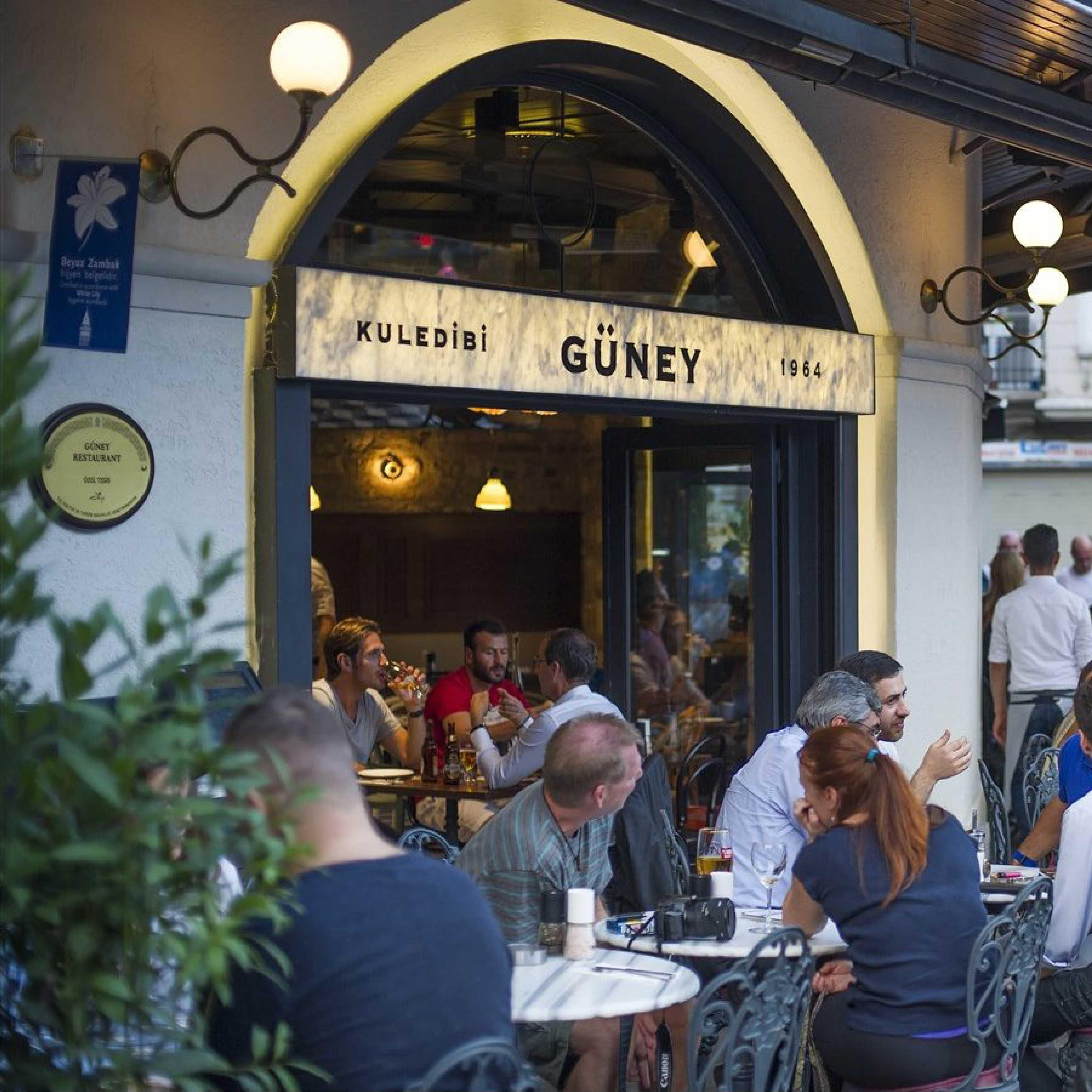 Beyoğlu Güney Restaurant İstanbul