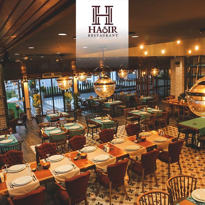 Hasır Restaurant Eskişehir