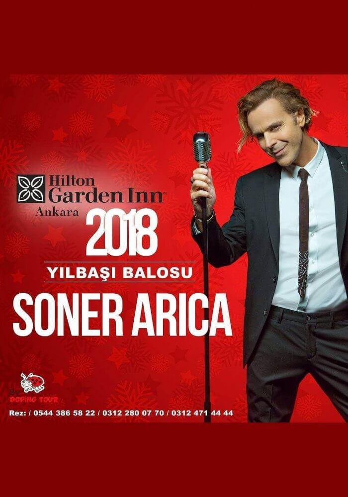 Hilton Garden Inn Ankara Yılbaşı 2018