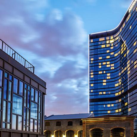Hilton İstanbul Bomonti Hotel Yılbaşı