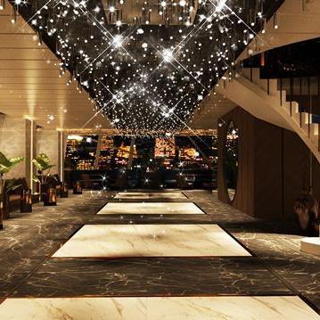 Hilton İstanbul Maslak Hotel Yılbaşı