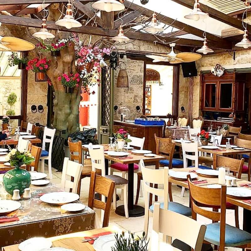 Hoşça Kal Alaçatı Otel Meyhane İzmir