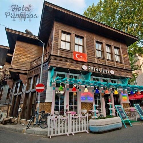 Hotel Prinkipos Büyükada İstanbul