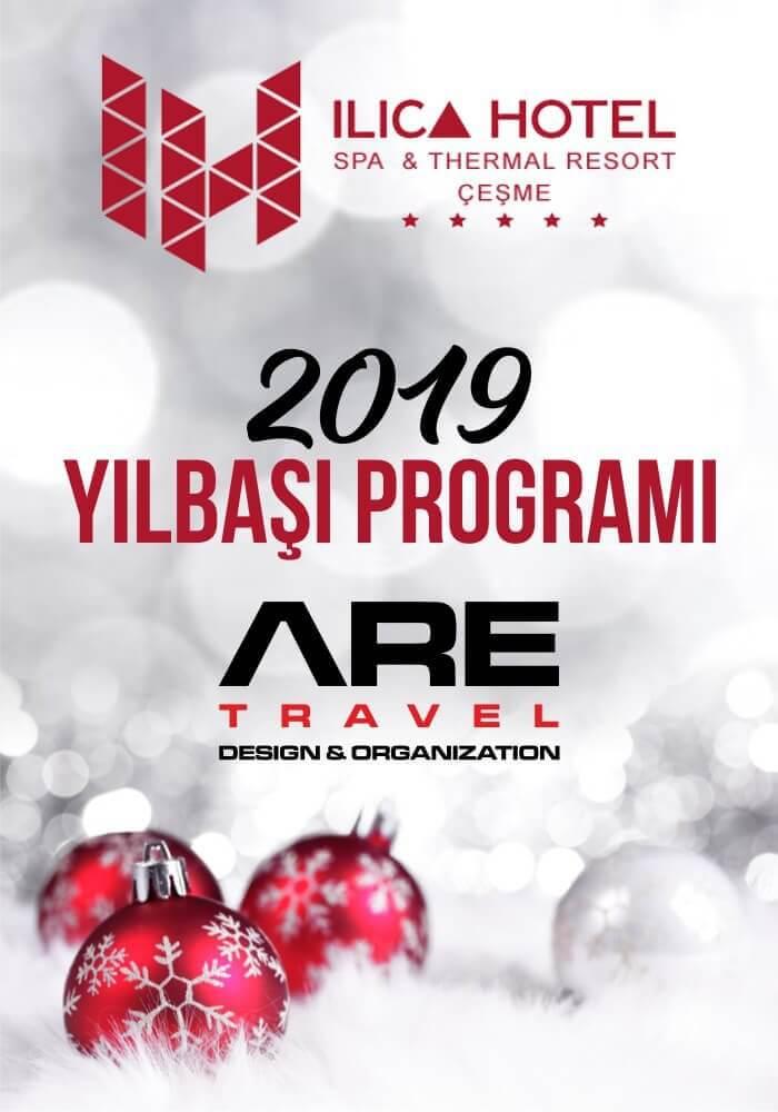 Ilıca Hotel Çeşme 2019 Yılbaşı Programı