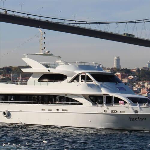 İncisu Boğaz Tekne Turları