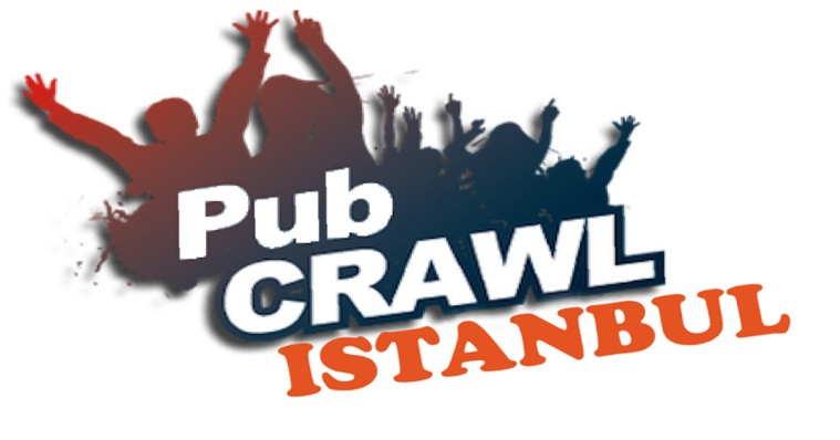 1.PUB CRAWL ISTANBUL