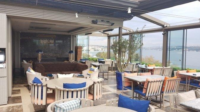 8. Lulu Hookah Lounge
