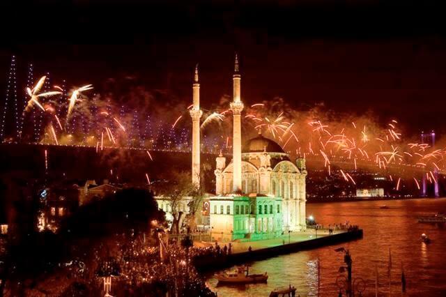 İstanbul Alkolsüz Yılbaşı Programı Yapan 2020 Yılbaşı Mekanları