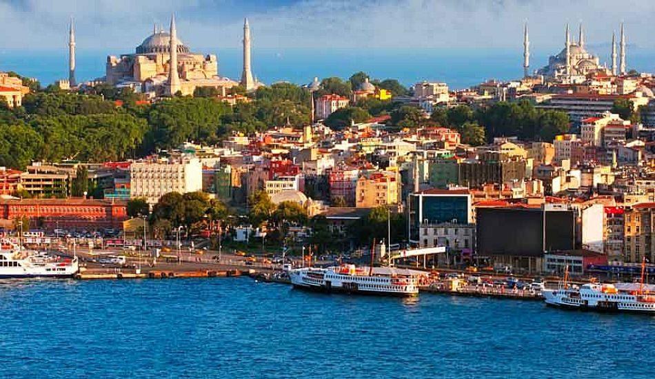 İstanbul Avrupa Yakası 2020 Yılbaşı Programları