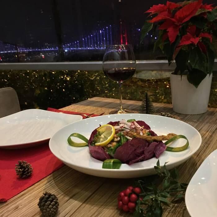İstanbul Bridge Restaurant