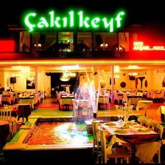 İstanbul Çakılkeyf Fasıl Restaurant