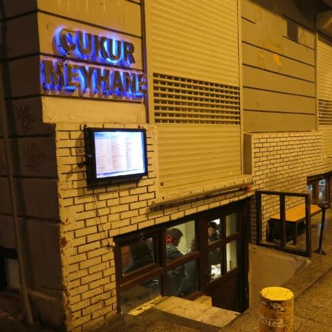 İstanbul Çukur Meyhane