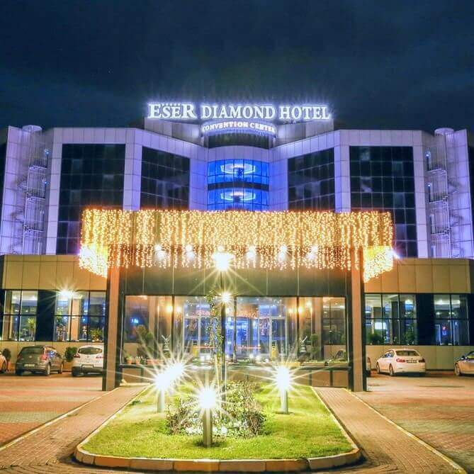 İstanbul Eser Diamond Hotel & Convention Center