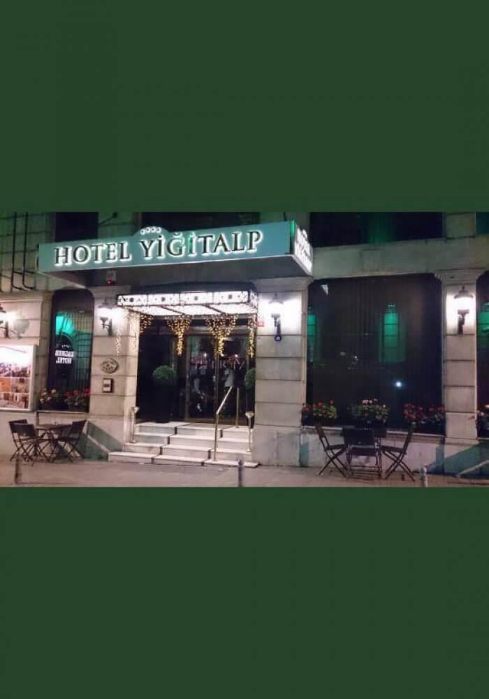İstanbul Hotel Yiğitalp Yılbaşı 2018