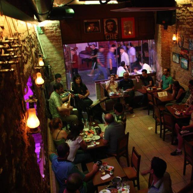 İstanbul Munzur Cafe Bar