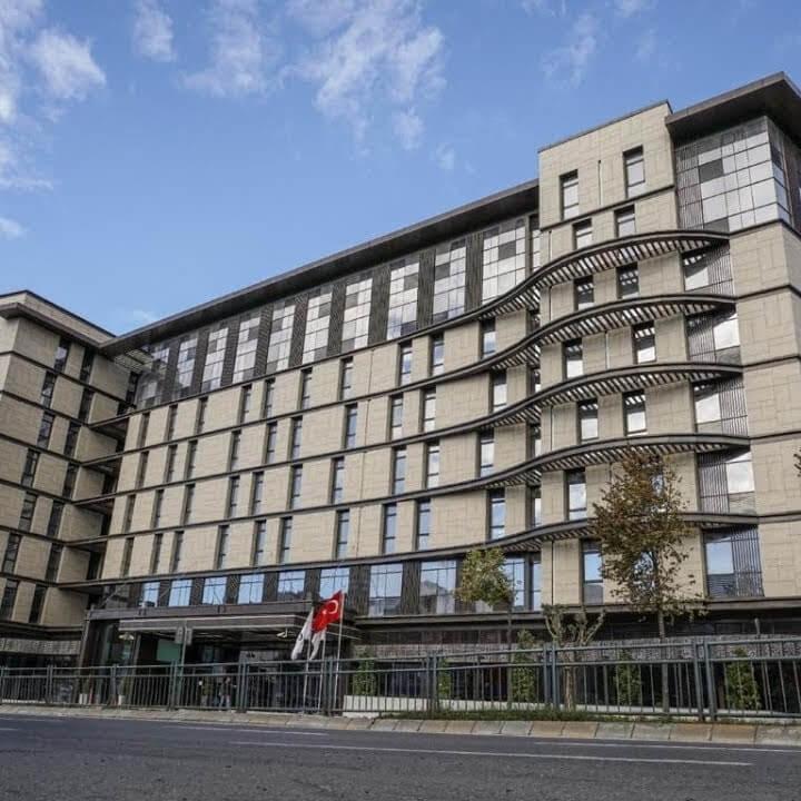 İstanbul Sheraton City Center Hotel