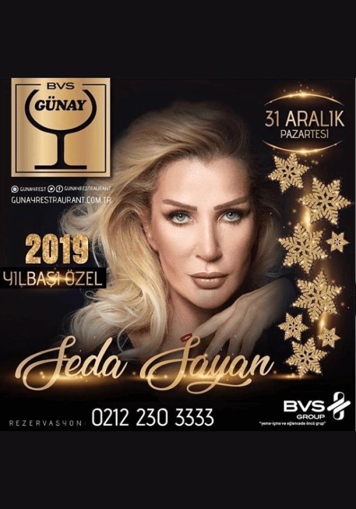 İstanbul Şişli Günay Restaurant Yılbaşı Programı 2019